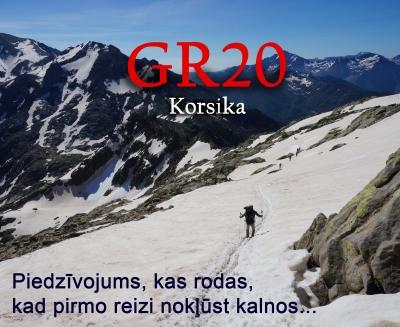 GR20 plakats
