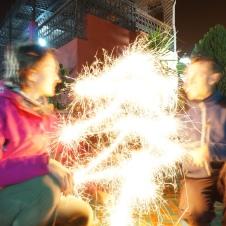 Brīnumsvecīšu sprādziens :)