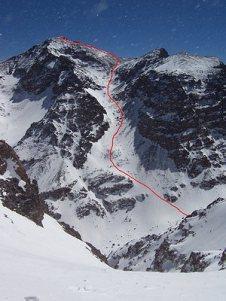 Toubkal route