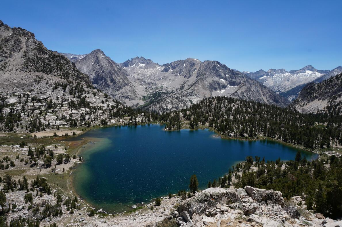 backpack45 on hiking the trail pacific crest trail - 1000×664