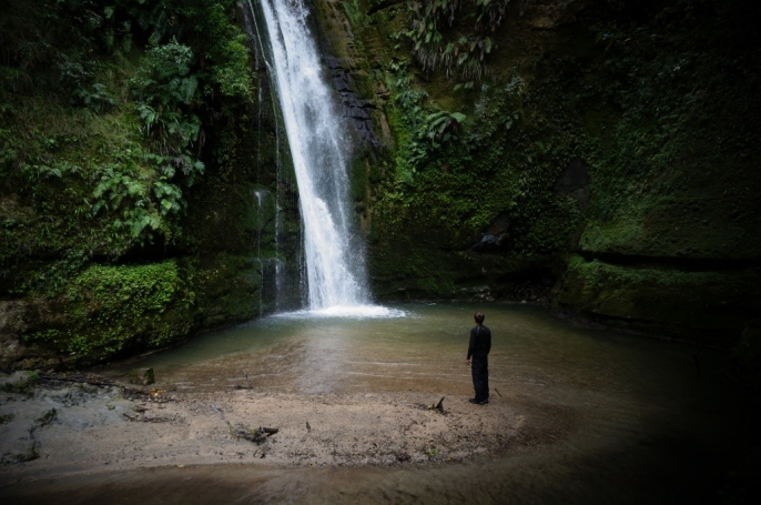 Te Ana Falls