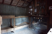 Vēsturiskā Waihohonu Hut.