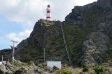 Ziemeļu salas tālākais dienvidu punkts - Cape Palliser. Uzmini cik pakāpieni līdz bākai? :)