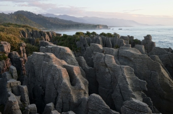 Pasaulslavenās Pancake Rocks