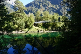 Arthur upes dzidri zaļie ūdeņi ir fantastiski...